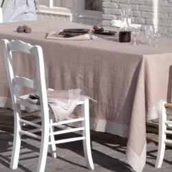 Nappe lin uni Frascati