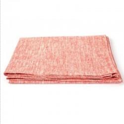 Torchons lin lavé rouge L comme Lin