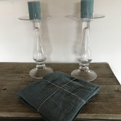 Nappe Lin lave Stone Washed L comme Lin
